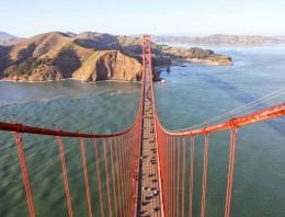 Estas vistas del Golden Gate te dejarán con la boca abierta