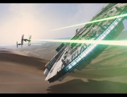 Así se hacen los efectos especiales de Star Wars: El Despertar de la Fuerza