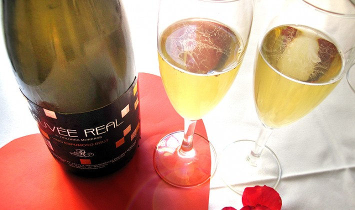 Cómo se abre una botella de champán