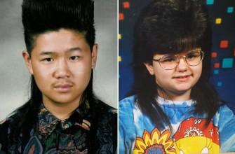 Los mejores y más increíbles cortes de pelo de los años 80