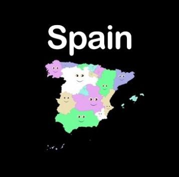 El vídeo en inglés que te enseña las provincias de España triunfa en Internet