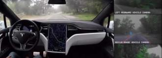 Así funcionan los coches que conducen sólos [vídeo]