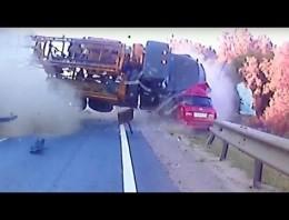 Estos accidentes de tráfico de muestran lo que no tienes que hacer
