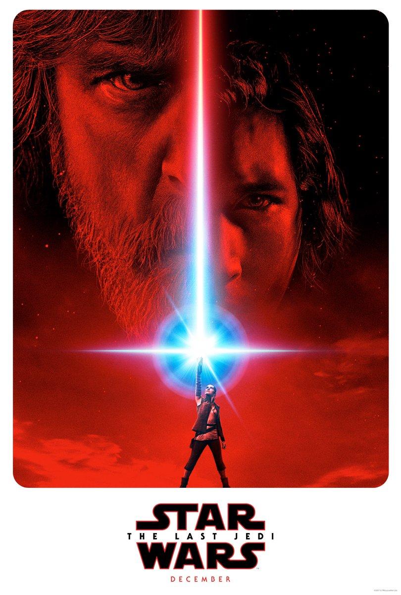 Póster de Star Wars VIII - Los Últimos Jedi