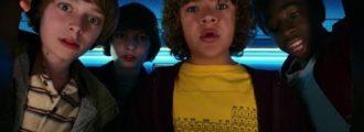 Trailer de la segunda temporada de Stranger Things