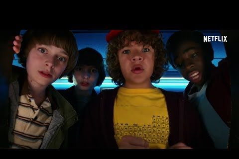 Trailer de la segunda temporada de Stranger Things