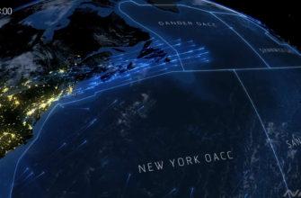 Así se aprovechan las corrientes de aire para volar entre América y Europa