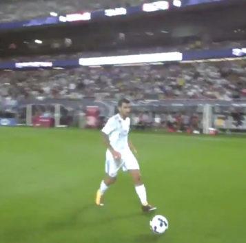 Así se vive un partido de fútbol desde el punto de vista de un árbitro