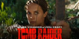 Trailer de la nueva peli de Tomb Raider