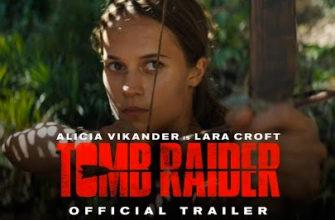 Trailer de la nueva película de Tom Raider: Así, sí…