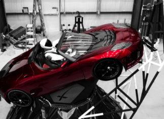 Tesla Roadster de Elon Musk enviado a Marte