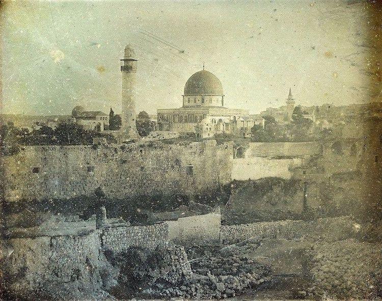 Jerusalem en 1844