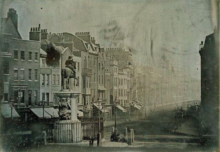 Londres en 1839