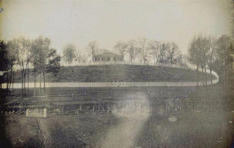 Nueva York en 1848