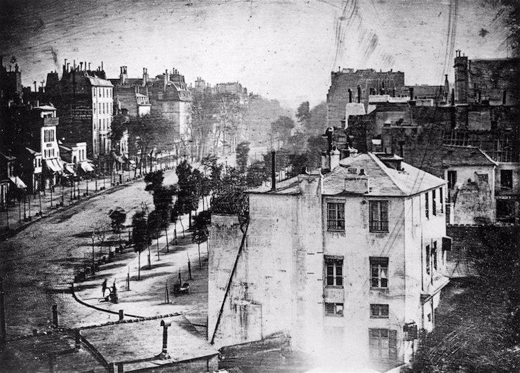 París en 1838