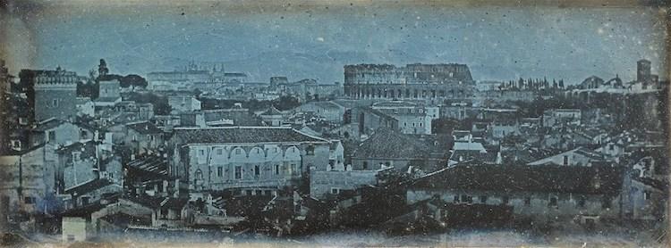 Roma en 1842