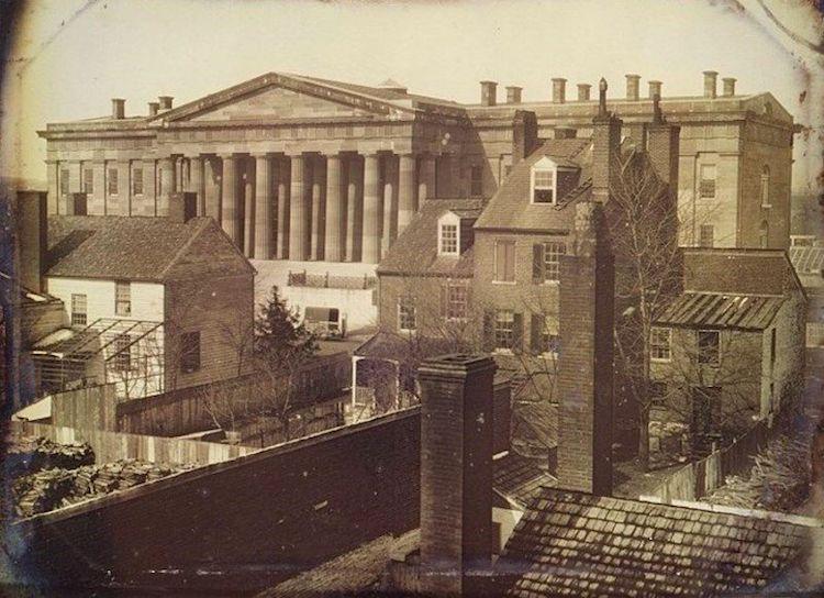 Washington en 1846