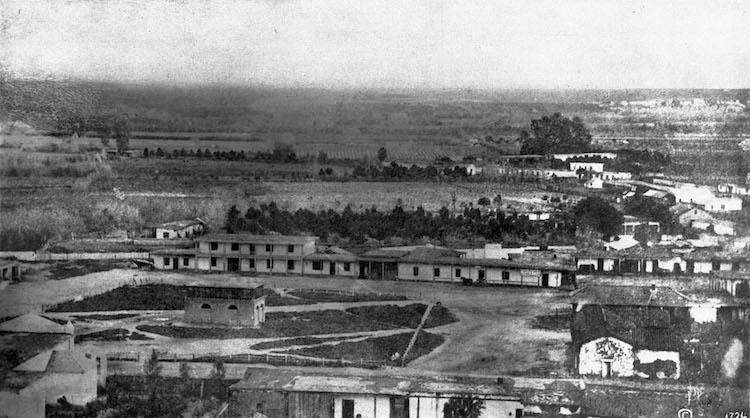 Los Ángeles en 1860