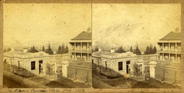 Sidney en 1855